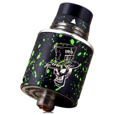 Original Mini Mad Hatter RDA Rebuildable Dripping Atomizer