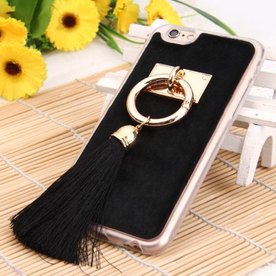 Fluff Design Protective Case for iPhone 6 Plus / 6S Plus with Lanyard