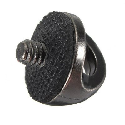 1/4 inch Quick Strap Turnbuckle for Camera Shoulder StrapAction Cameras &amp; Sport DV Accessories<br>1/4 inch Quick Strap Turnbuckle for Camera Shoulder Strap<br><br>Accessory Type: Buckle, Screw<br>Material: Metal<br>Product Weight : 0.009 kg<br>Package Weight : 0.089 kg<br>Product Size (L x W x H): 2 x 2.1 x 2.1 cm / 0.79 x 0.83 x 0.83 inches<br>Package Size (L x W x H): 3 x 3 x 3 cm / 1.18 x 1.18 x 1.18 inches<br>Package Contents: 1 x Quick Strap Link Button