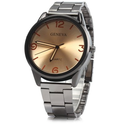 Geneva Men Quartz Watch