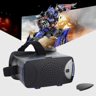 3D VR Glasses with Magnetic Sensor for 4.5   6.0 inches Smartphone