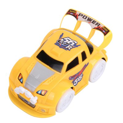 3D Light Electric Racing CarClassic Toys<br>3D Light Electric Racing Car<br><br>Type: Intelligence toys<br>Age: 3 Years+<br>Material: Plastic<br>Design Style: Other<br>Features: Educational<br>Puzzle Style: Car<br>Small Parts : No<br>Washing : No<br>Applicable gender: Unisex<br>Package Weight   : 0.270 kg<br>Product Size (L x W x H)   : 15 x 9.5 x 6 cm / 5.90 x 3.73 x 2.36 inches<br>Package Size (L x W x H)  : 16 x 9.5 x 6.5 cm / 6.29 x 3.73 x 2.55 inches<br>Package Contents: 1 x Racing Car