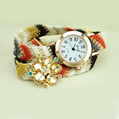 Geneva Diamond Ladies Quartz Watch Woven Woolen WristwatchWomens Watches<br>Geneva Diamond Ladies Quartz Watch Woven Woolen Wristwatch<br><br>Brand: Geneva<br>Watches categories: Female table<br>Style: Bracelet,Fashion&amp;Casual<br>Movement type: Quartz watch<br>Shape of the dial: Round<br>Display type: Analog<br>Case material: Stainless Steel<br>Band material: Woolen<br>Clasp type: Hook buckle<br>The dial thickness: 0.6 cm / 0.24 inches<br>The dial diameter: 2.8 cm / 1.1 inches<br>Product weight: 0.029 kg<br>Package weight: 0.079 kg<br>Product size (L x W x H): 20.00 x 2.80 x 0.60 cm / 7.87 x 1.1 x 0.24 inches<br>Package size (L x W x H): 21.00 x 3.80 x 1.60 cm / 8.27 x 1.5 x 0.63 inches<br>Package Contents: 1 x Geneva Watch