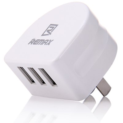 REMAX US Plug Adapter Wall Charger