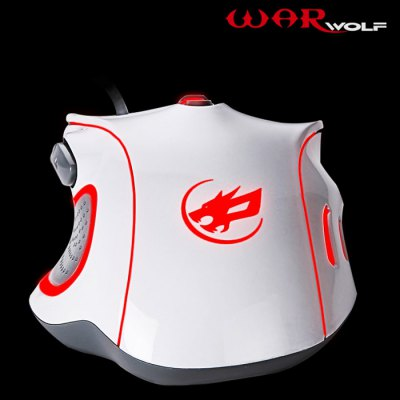 Warwolf G4 6D Wired USB Gaming Mouse