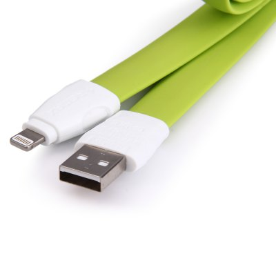 Фотография REMAX 8 Pin Fast Charging Data Sync Cable 1m