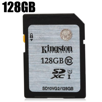 Original Kingston 128GB SDXC Card