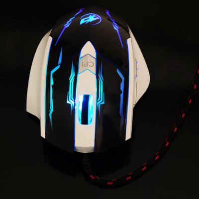 Warwolf Q1 6D Wired USB 2.0 Gaming Mouse
