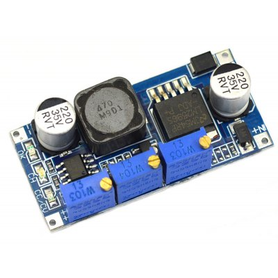 DIY Constant Current Voltage LED Drive Battery Charging Module