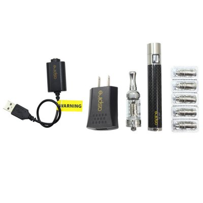 Original Aspire Premium E Cigarette 1000mAh Starter Kit