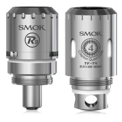Original Smok Beasts Kit TF-T4 and TF-R3 RBA Coil Head