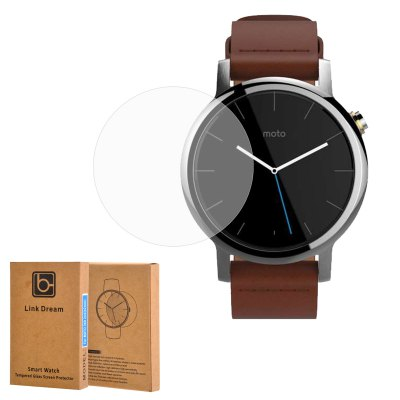 Tempered Glass Screen Protector for Smart Watch Moto 360 2nd Gen 42mm