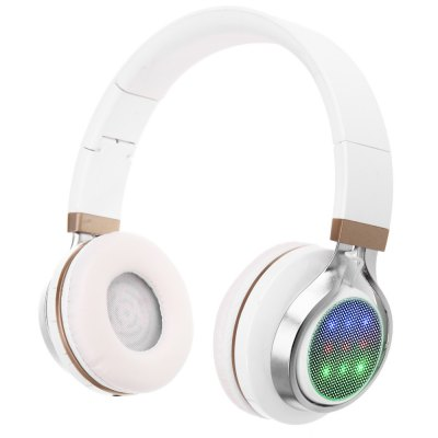 AT-BT816 Bluetooth Foldable Stereo Headphones with Mic