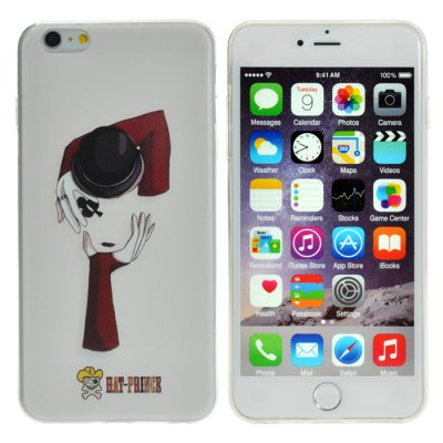 Hat-Prince 3 in 1 Protector Kit for iPhone 6 Plus / 6S PlusiPhone Cases/Covers<br>Hat-Prince 3 in 1 Protector Kit for iPhone 6 Plus / 6S Plus<br><br>Compatible for Apple: iPhone 6S Plus, iPhone 6 Plus<br>Features: Back Cover<br>Material: TPU<br>Style: Cartoon, Pattern<br>Color: Assorted Colors<br>Product weight : 0.009 kg<br>Package weight : 0.100 kg<br>Product size (L x W x H): 16 x 8 x 0.9 cm / 6.29 x 3.14 x 0.35 inches<br>Package size (L x W x H) : 18 x 8.5 x 2 cm / 7.07 x 3.34 x 0.79 inches<br>Package contents: 1 x Back Case, 1 x Glass Protector, 1 x Lens Cover