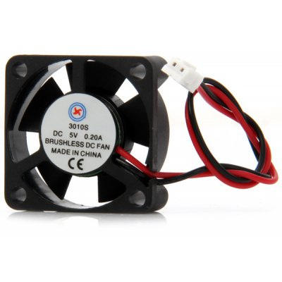 Practical ABS Active Cooling Fan with 13200RPM for V31 Acrylic Case Raspberry Pi