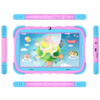 M752 7 inch Kids Tablet от GearBest.com INT