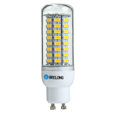 BRELONG GU10 12W 1200Lm 72 x SMD 5730 LED Corn Bulb