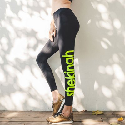 Female Yoga Sports Pants for Autumn Winter