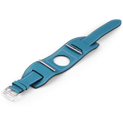 Genuine Leather Watchband Pin Buckle for Apple Watch 42mmApple Watch Bands<br>Genuine Leather Watchband Pin Buckle for Apple Watch 42mm<br><br>Type: Watchband<br>Material: Genuine Leather<br>Color: Brown, Blue, Black, Red<br>Function: Replaceable Watchband for Apple Watch / iWatch<br>Features: Fashionable and classic<br>Product Weight: 0.024 kg<br>Package Weight: 0.045 kg<br>Product Size: 27.5 x 4.2 x 0.5 cm / 10.81 x 1.65 x 0.20 inches<br>Package Size: 17 x 4.5 x 0.6 cm / 6.68 x 1.77 x 0.24 inches<br>Package Contents: 1 x Genuine Leather Watchband