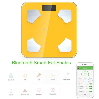 ФОТО Smart Bluetooth 4.0 Fat Scales for BIM