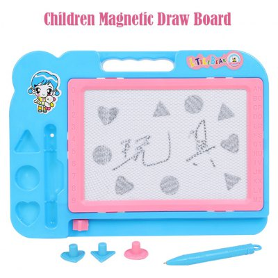 Classic Magnetic Sketch Board Toy