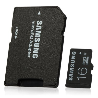 Original Samsung 16GB TF to SD Card Adapter Set