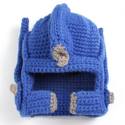 Stylish Face Mask Embellished Warrior Helmet Shape Knitted Beanie For MenMens Hats<br>Stylish Face Mask Embellished Warrior Helmet Shape Knitted Beanie For Men<br><br>Hat Type: Skullies Beanie<br>Group: Adult<br>Gender: For Men<br>Style: Novelty<br>Pattern Type: Solid<br>Material: Acrylic<br>Circumference (CM): 50CM<br>Weight: 0.274KG<br>Package Contents: 1 x Hat