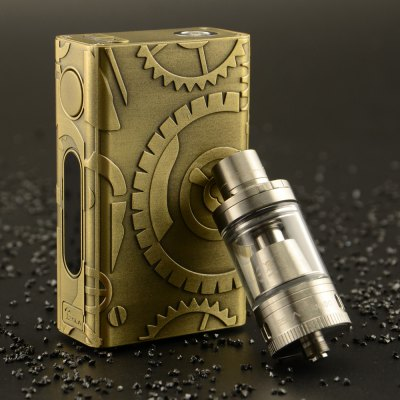 TESLA Nano 100W TC Box ModTemperature Control Mods<br>TESLA Nano 100W TC Box Mod<br><br>Type: Electronic Cigarettes Accessories<br>Brand: Tesla<br>Accessories type: MOD<br>Material: Zinc Alloy<br>Mod: Temperature Control Mod,VV/VW Mod<br>APV Mod Wattage Range: 51-100W<br>APV Mod Wattage: 7-100W<br>Temperature Control Range: 200 - 600F / 100 - 300C<br>510 Connector Type: Spring Loaded<br>Atmoizer Connector Diameter: 24mm<br>Power Supply: Built-in rechargeable battery<br>Battery Quantity: 2 pieces<br>Charge way: USB<br>Available color: Black,Blue,Brass,Coppery,Gray,Red,Silver<br>Product weight: 0.300 kg<br>Package weight: 0.485 kg<br>Product size (L x W x H): 7.90 x 4.85 x 2.40 cm / 3.11 x 1.91 x 0.94 inches<br>Package size (L x W x H): 14.90 x 7.85 x 4.40 cm / 5.87 x 3.09 x 1.73 inches<br>Package Contents: 1 x TESLA Nano 100W TC Box Mod, 1 x English User Manual
