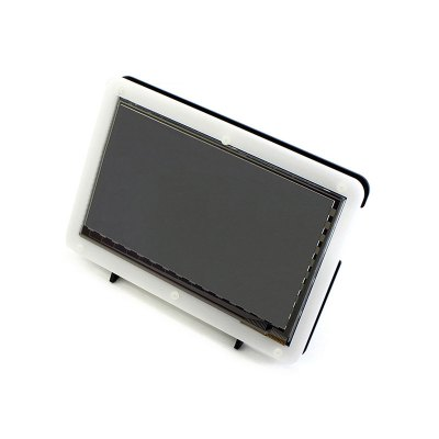Waveshare 7 inch 1024 ? 600 Pixels HDMI LCD Module Touch Screen with Case