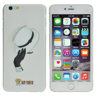 Hat-Prince 2-in-1 Protector Kit for iPhone 6 Plus / 6S PlusiPhone Cases/Covers<br>Hat-Prince 2-in-1 Protector Kit for iPhone 6 Plus / 6S Plus<br><br>Compatible for Apple: iPhone 6S Plus, iPhone 6 Plus<br>Features: Back Cover<br>Material: PC, Tempered Glass<br>Style: Pattern, Cartoon<br>Color: Assorted Colors<br>Product weight : 0.026 kg<br>Package weight : 0.093 kg<br>Product size (L x W x H): 16 x 8 x 0.9 cm / 6.29 x 3.14 x 0.35 inches<br>Package size (L x W x H) : 18 x 8.5 x 2 cm / 7.07 x 3.34 x 0.79 inches<br>Package contents: 1 x Back Case, 1 x Screen Protector