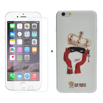 Hat-Prince 2 in 1 Protector Kit for iPhone 6 Plus / 6S Plus