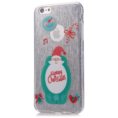 ФОТО Christmas Style Protective Back Case for iPhone 6 Plus / 6S Plus