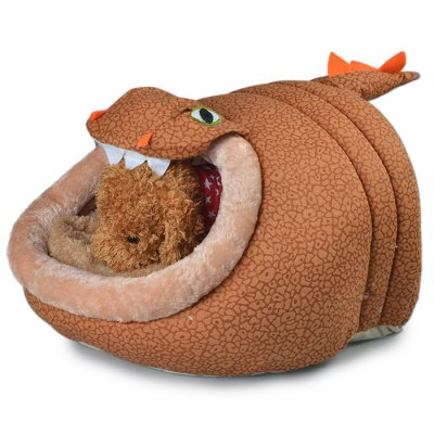 Creative Hippo Style Washable Soft Kennel от GearBest.com INT