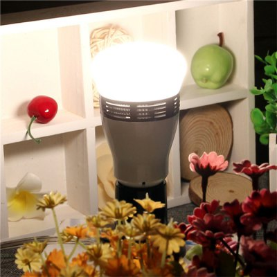 SL-121 Smartphone Control Dimmable LED Bulb