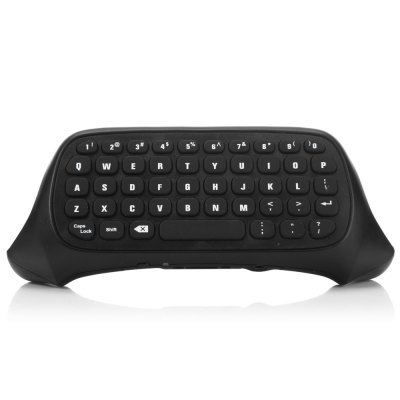 TYX-586 2.4G Wireless Mini Chatpad Keyboard KeypadGame Accessories<br>TYX-586 2.4G Wireless Mini Chatpad Keyboard Keypad<br><br>Compatible with: Xbox one<br>Features: Other<br>Product Weight: 0.065 kg<br>Package Weight: 0.166 kg<br>Product Size: 14.2 x 6.3 x 4.5 cm / 5.58 x 2.48 x 1.77 inches<br>Package Size: 17 x 11 x 6.5 cm / 6.68 x 4.32 x 2.55 inches<br>Package Contents: 1 x Wireless Keyboard, 1 x English User Manual