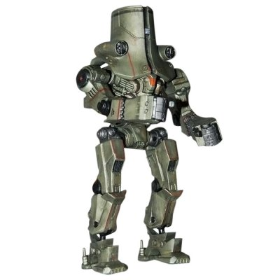 Mecha Cherno Figure Collection Toy Russian Style