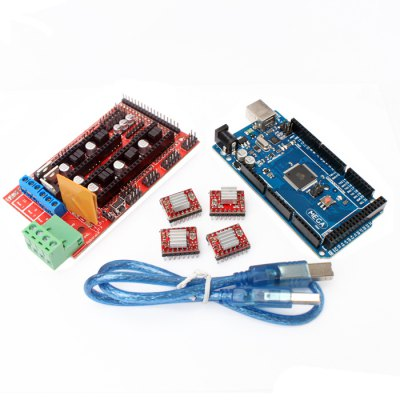 RAMPS 1.4 3D Control Board Kit
