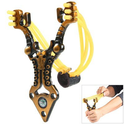 LieZhike Cattle Style Slingshot with Compass