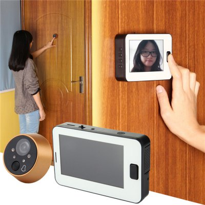 4.3 inch Smart Digital Peephole Viewer