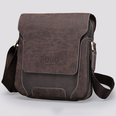 Retro PU Leather and Letter Print Design Mens Messenger BagMens Bags<br>Retro PU Leather and Letter Print Design Mens Messenger Bag<br><br>Gender: For Men<br>Pattern Type: Solid<br>Closure Type: Zipper<br>Main Material: PU<br>Length: 23CM<br>Width: 7CM<br>Height: 25CM<br>Weight: 0.570KG<br>Package Contents: 1 x Messenger Bag