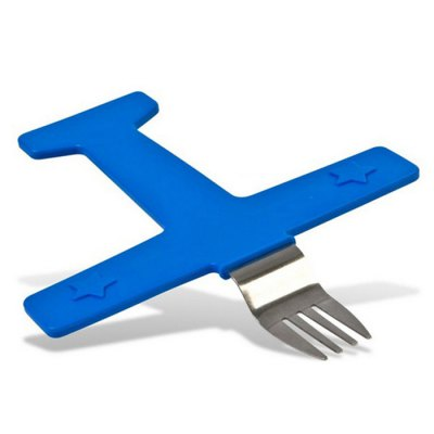 Airplane Style Fork and Spoon