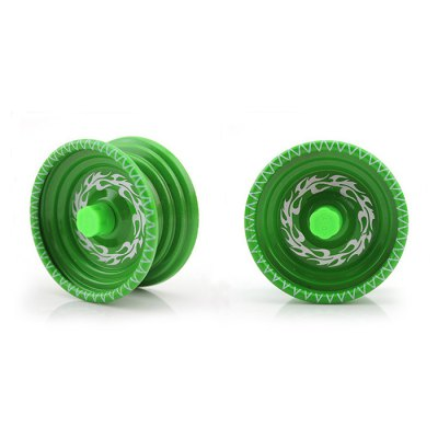 TONGDI Metal Yoyo Ball Fun Game Educational Toy