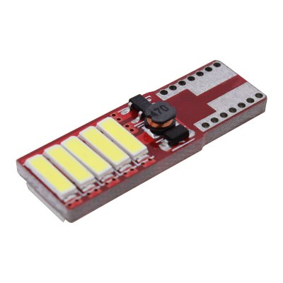 MZ T10 7020-10SMD DC12V 5W Canbus LED Car Clearance Light
