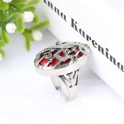 Retro Turquoise Music Notes Carving Ring For MenRings<br>Retro Turquoise Music Notes Carving Ring For Men<br><br>Gender: For Men<br>Metal Type: Alloy<br>Style: Trendy<br>Shape/Pattern: Others<br>Diameter: 1.7CM<br>Weight: 0.060KG<br>Package Contents: 1 x Ring