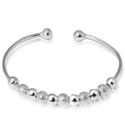 Graceful Beads Cuff Bracelet For Women