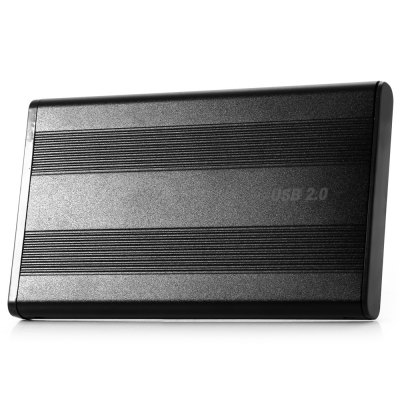 2.5 inch USB 2.0 IDE HDD External Enclosure Case