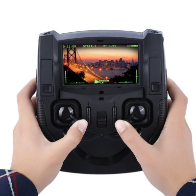 Фотография New Version Hubsan FPV X4 Plus H107D+ With 2MP 720P Wide Angle HD Camera Remote Control Quadcopter