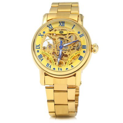 Lucky Family G8126 Men Automatic Mechanical Watch