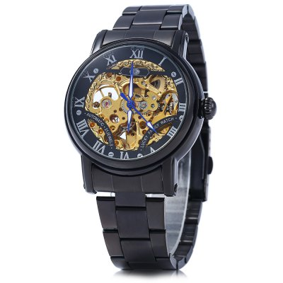 ФОТО Lucky Family G8126 Men Automatic Mechanical Watch