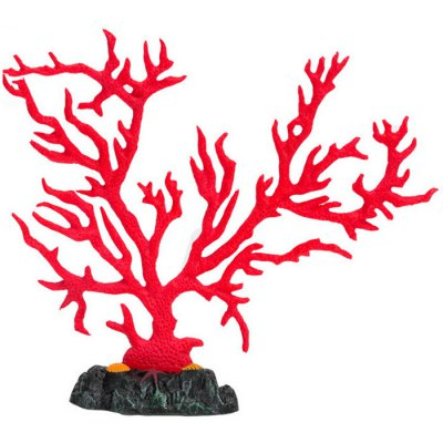 Simulation Coral Fish Tank Aquarium Ornament